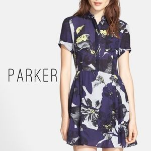 Kelby Combo Dress by Parker - Sz. L